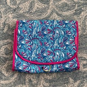 Lilly Pulitzer for Target hanging cosmetic case
